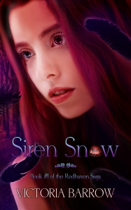 Siren Snow Book Cover